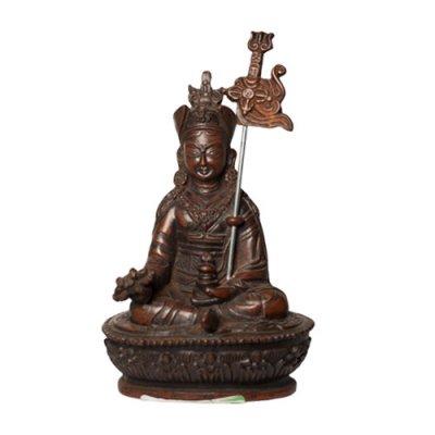 Статуэтка гуру Римпоче 15 см, керамика (16 см)
