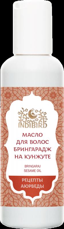 Масло брингарадж кунжут для волос bringharadj sesame oil Indibird (150 мл) недорого