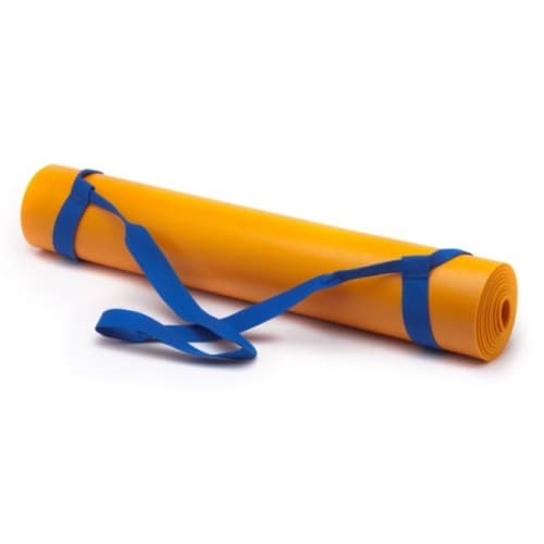 стяжка для йога коврика рамайога 0 1 кг черный Стяжка для йога-коврика Рамайога (0,1 кг, синий)