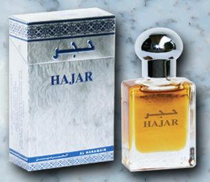 Арабские духи Hajar (Агарь) 15мл Haramain (15 мл) цена