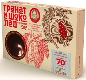 Конфеты Якова Маршака Гранат и шоколад Живая Еда гацура г венская мебель якова