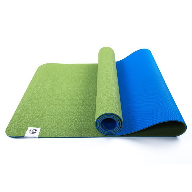 Коврик для йоги Лотос Light Рамайога (0.9 кг, 185 см, 4 мм, зеленый, 60см) футболка адидас