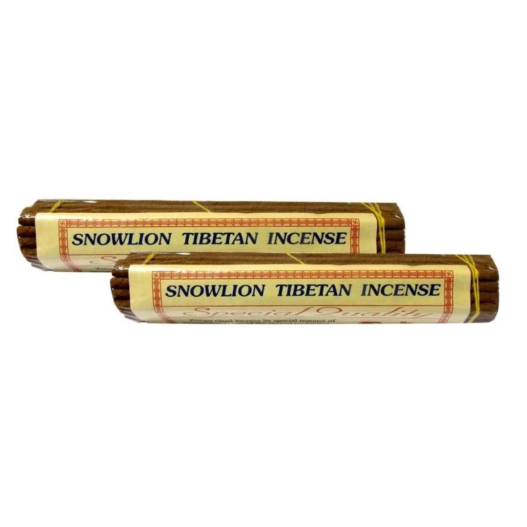 Благовоние Snow lion Tibetian Incense (0,05 кг, 14 см, 25 шт)