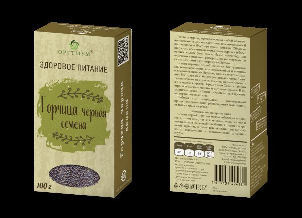 цена на Семена горчицы черной Оргтиум (100 г)