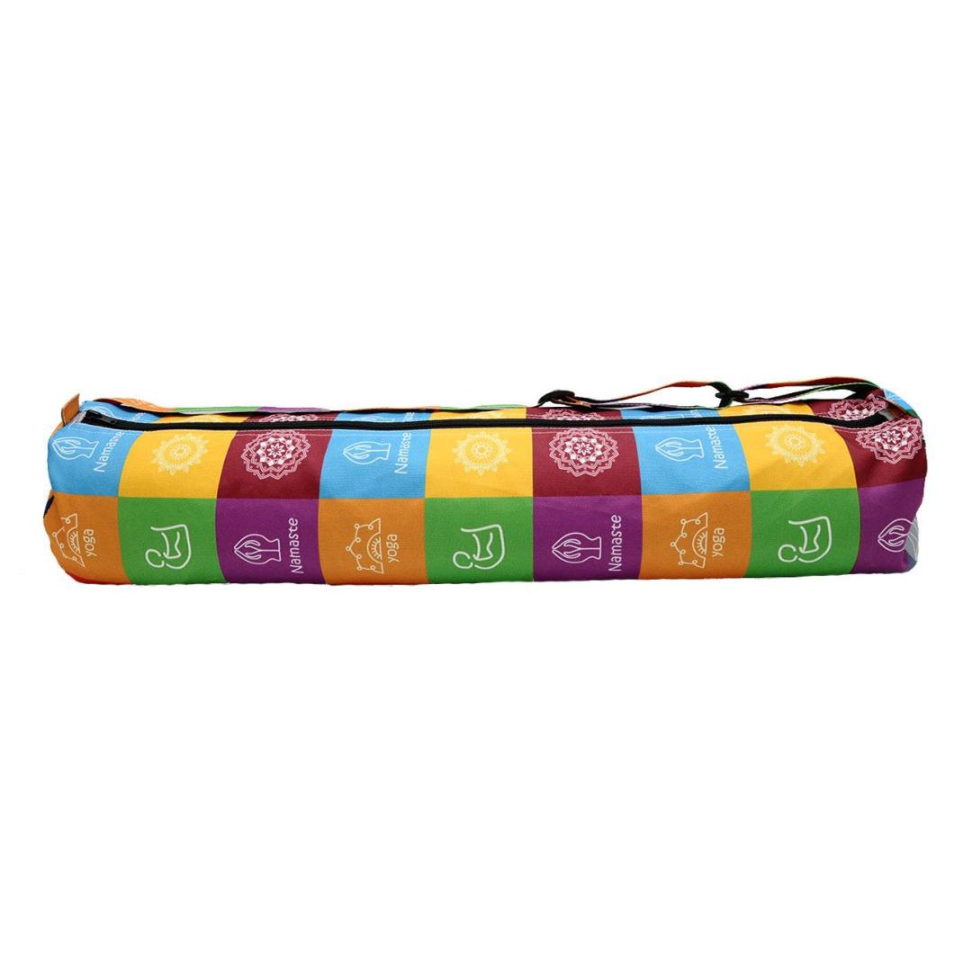 Чехол для коврика Yoga  (15 см, 70 см, ассорти)