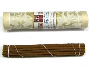 Благовония бутанские ченрезиг chenrezig в тубусе 21шт (20 см, белый) благовония бутанские дзамбала zambala в тубусе 21шт