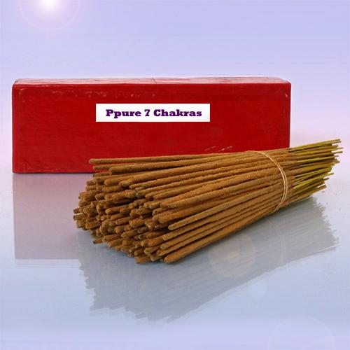 Благовония Chakras масло косточек лимона, чернослива и персика Ppure (PPV34)