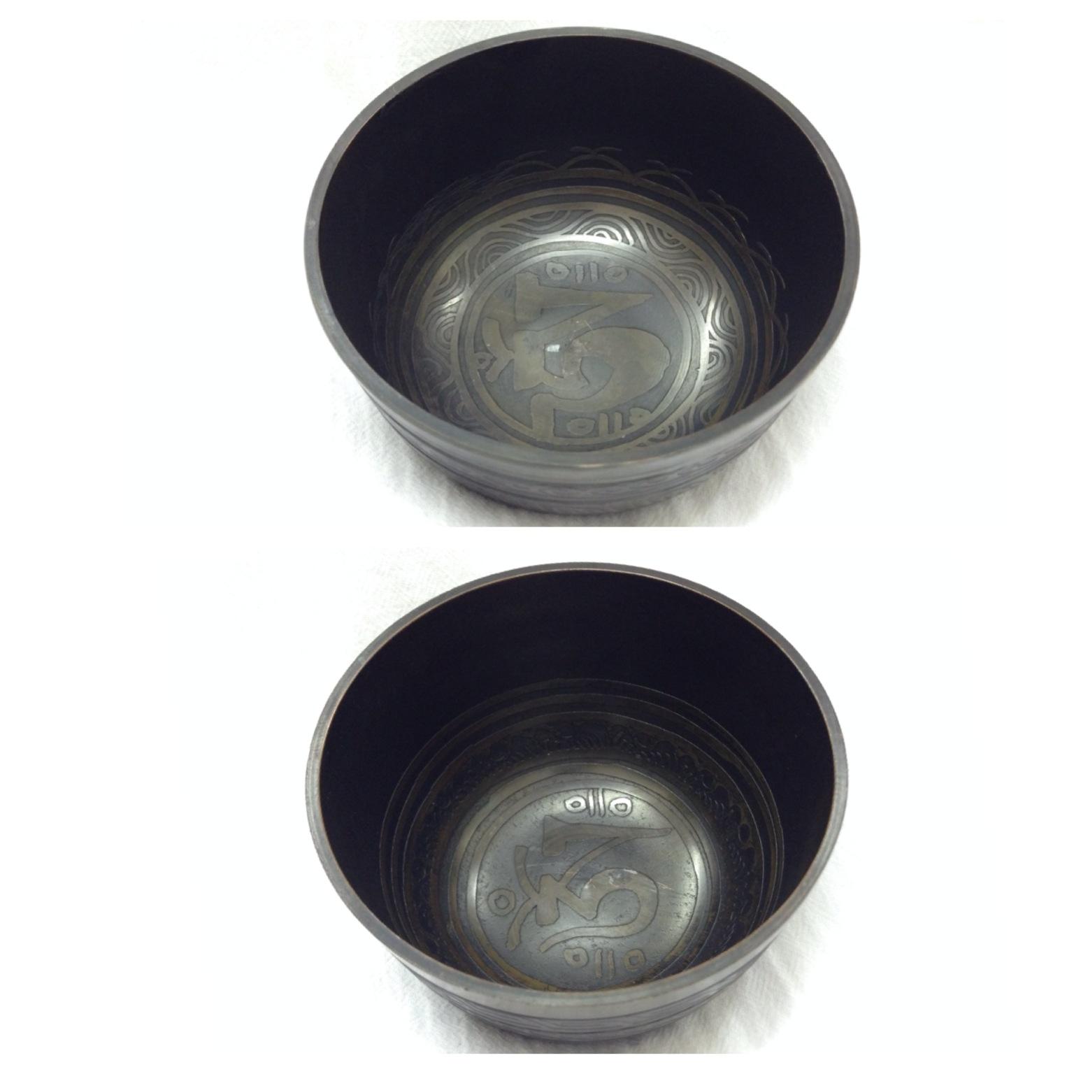 Чаша поющая медицинская бронзовая  9см (MDSB03)