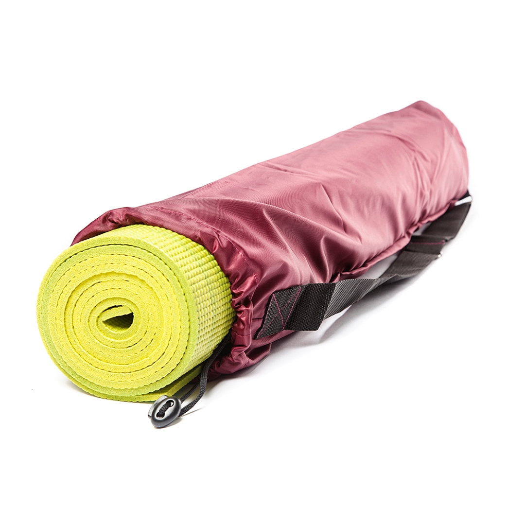 Чехол для коврика Симпл с карманом 60 см (15 см, 60 см, бордо)