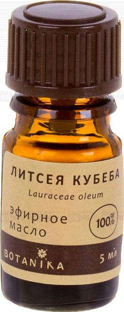 Литсея Кубеба 10 мл эфирное масло Ботаника гваяковое дерево 10мл эфирное масло ботаника