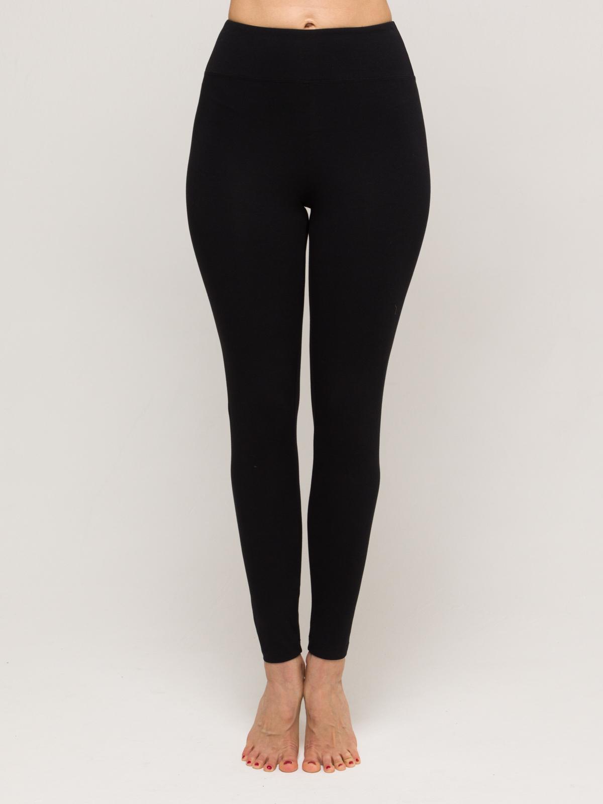 лучшая цена Леггинсы женские Sansara YogaDress (0,2 кг, L (48), черный)