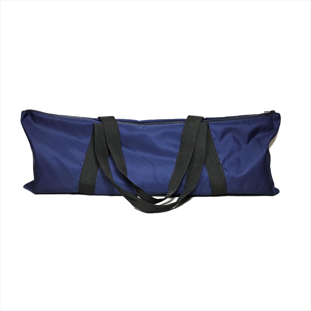 Сумка для коврика Urban Yoga Bag (0,3 кг, 25 см, 75 см, темно-синий) топы бра urban yoga топ бра garuada mario