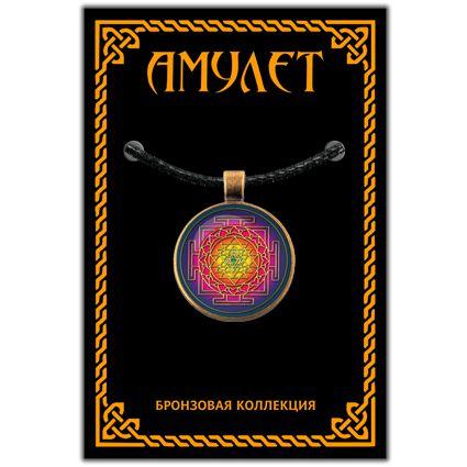 Амулет шри янтра серии amulens (ALE026) цена и фото