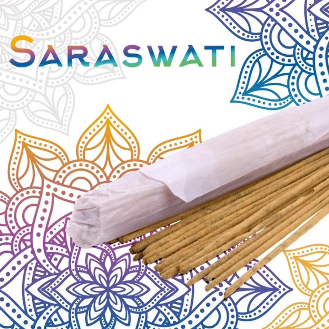 Благовония Храмовые Saraswati (50 г)