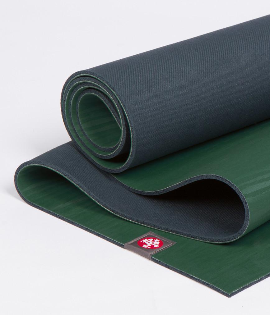 Коврик для йоги Manduka EKO Mat 5мм из каучука (3 кг, 180 см, 5 мм, зеленый, 66см (Sage))
