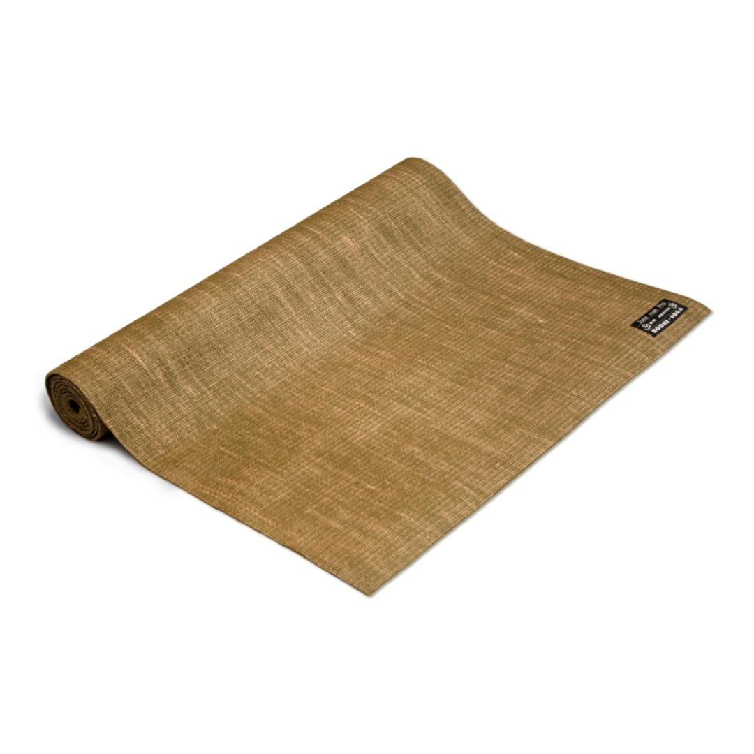 Коврик для йоги Джут FA Bodhi (1.6 кг, 185 см, 4 мм, зеленый, 60см) d bodhi кровать hongkong king page 4