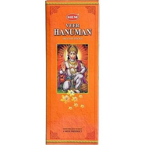 Аромапалочки Хануман hexa HEM (veer Hanuman) аромапалочки cherry vanilla hexa hem 20 г