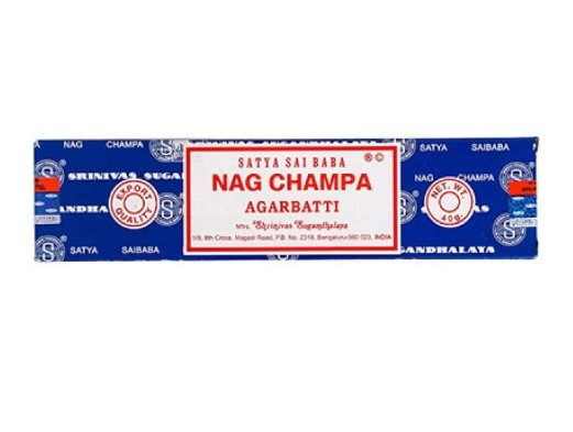 Благовония наг чампа nag champa 40 г Satya (40 г) все цены
