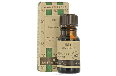 Ель 10мл эфирное масло Ботаника (10 мл)