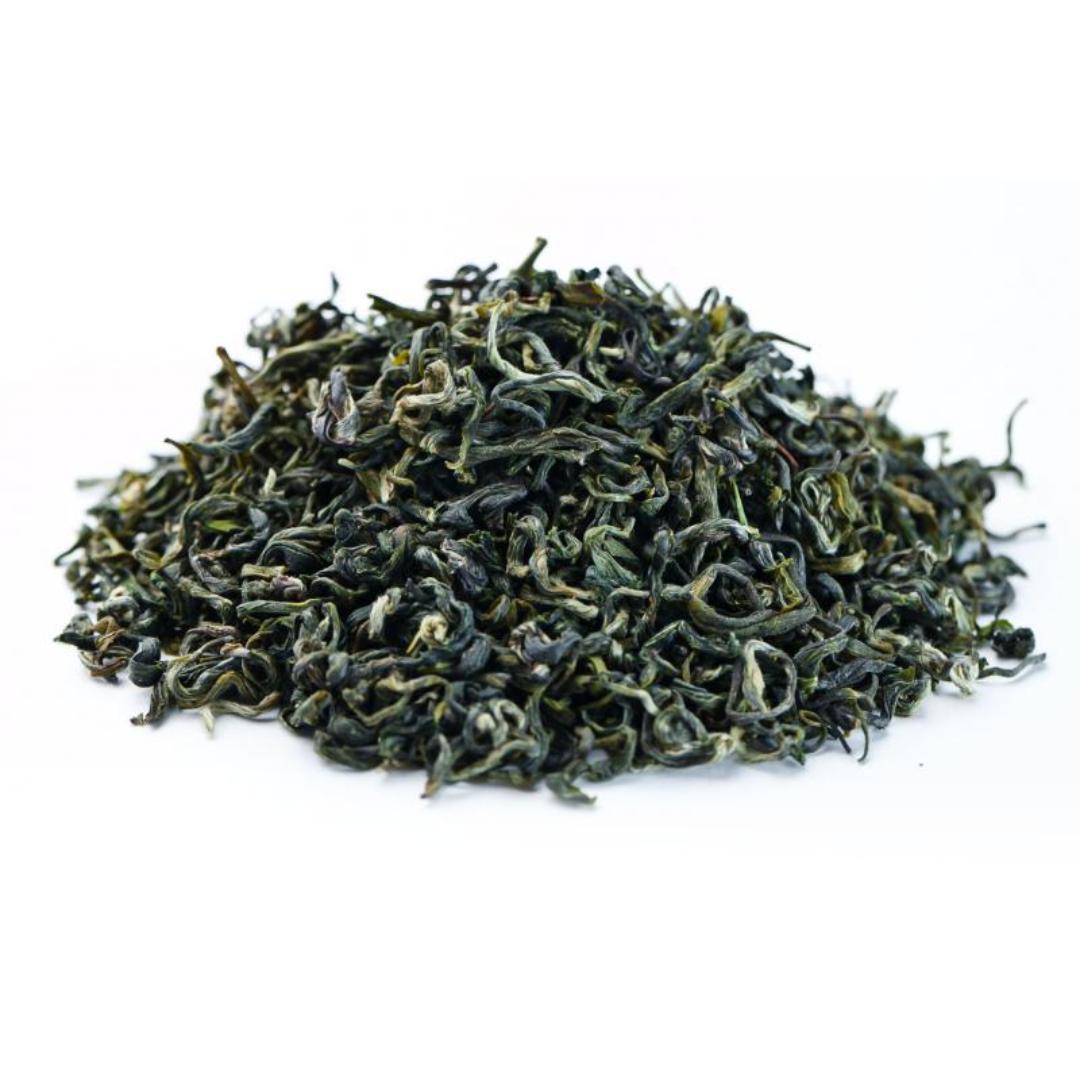 Зеленый чай би ло чунь (изумрудные спирали весны) (1 г)
