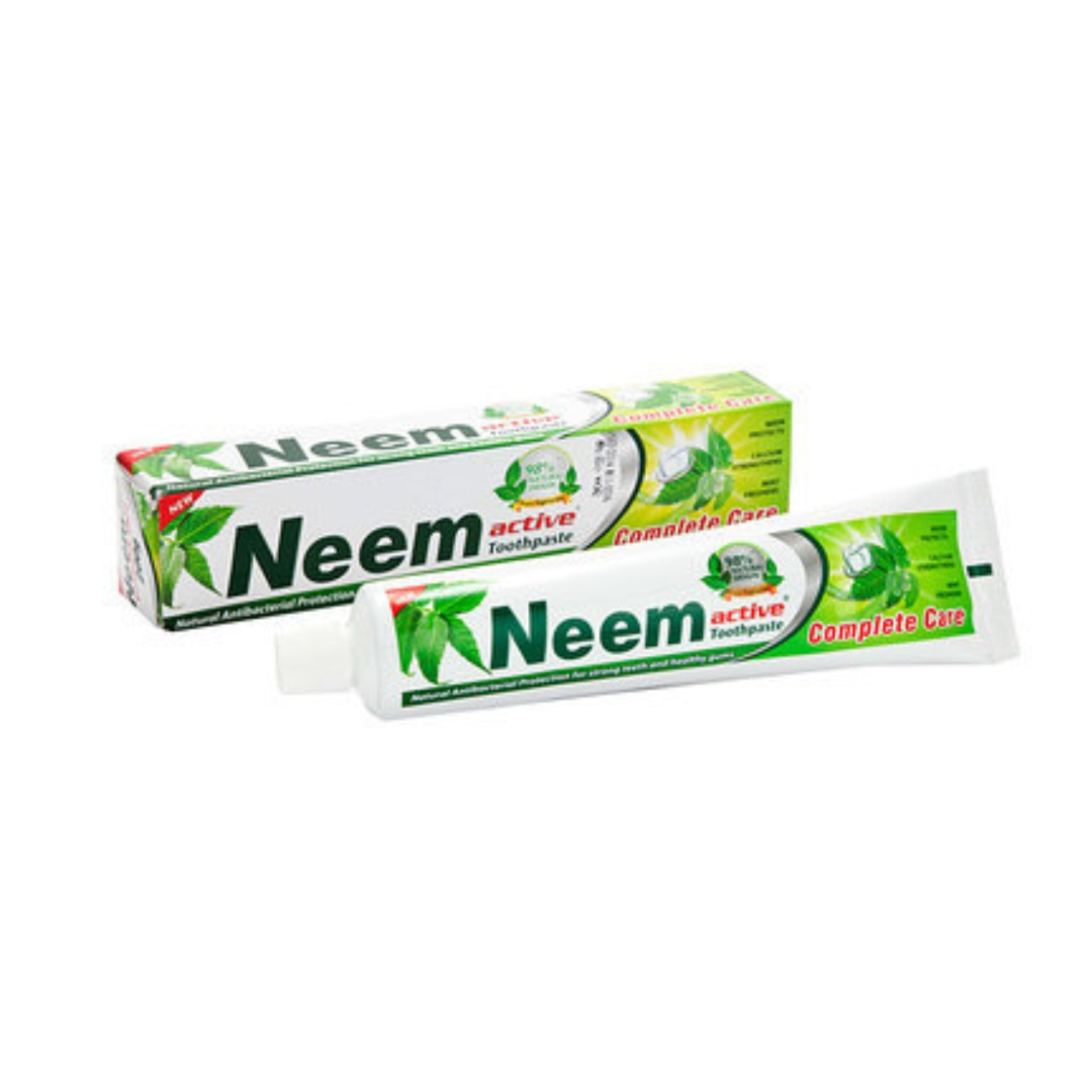 Зубная паста ним актив neem active toothpaste Jyothy Laboratories Ltd индийская зубная паста meswak