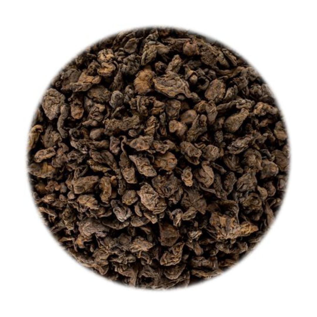 Пуэр рассыпной шу гун тин 50г ( 50 г ) чай пуэр чёрный гун тин дворцовый 50 г
