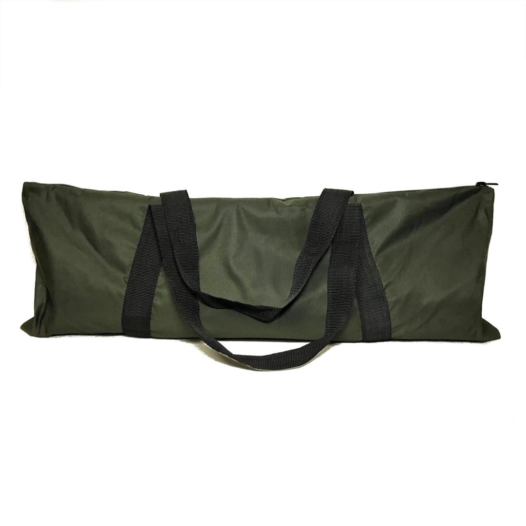 Сумка для коврика Urban Yoga Bag (0,3 кг, 25 см, 75 см, зеленый) топы бра urban yoga топ бра garuada mario