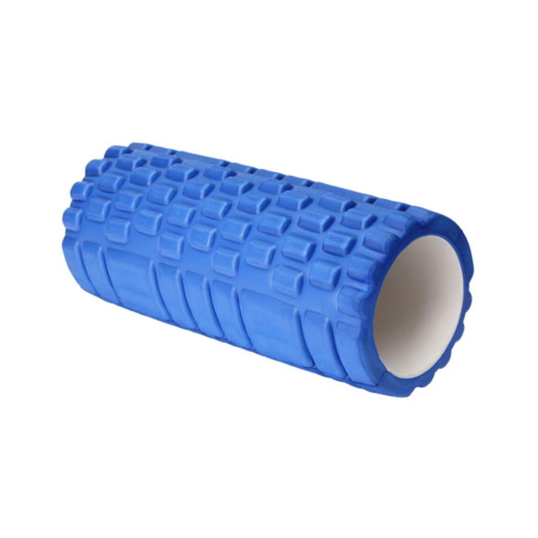 цены Ролик массажный профилированный hollow roller 14-33 см INEX (EHR13)