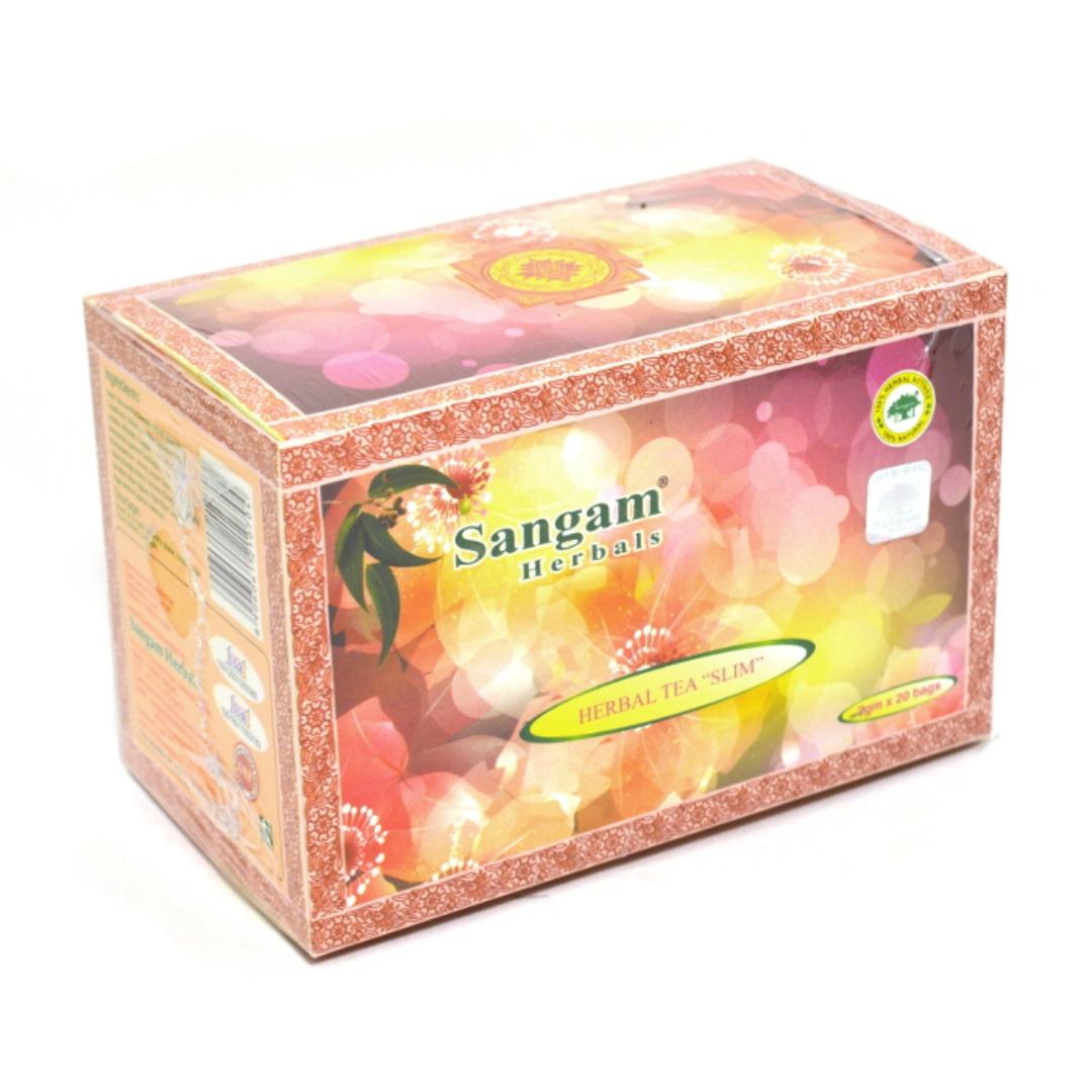 Чай травяной Стройность Sangam herbals (40 г)