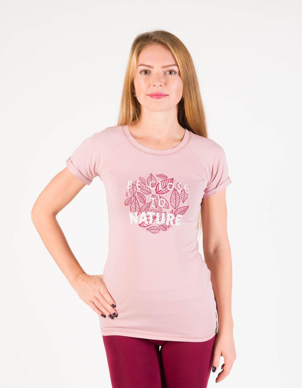 Футболка женская Close to Nature YogaDress (0,3 кг, M (46), розовый / пудровый) 200pcs 2sc536f c536 to 92 transistors