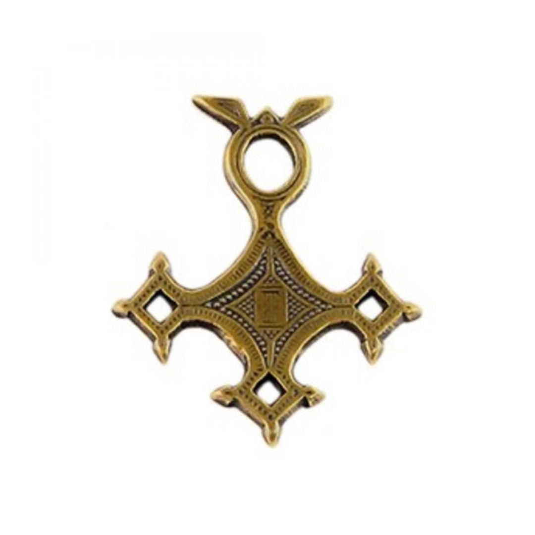 Амулет the cult защищающий во время путешествий, крест туарегов (№56) набор д творчества шкатулка д росписи многоугольная 6 2 10 9 10 2 6 0 10 9 9 4 дерево am0109