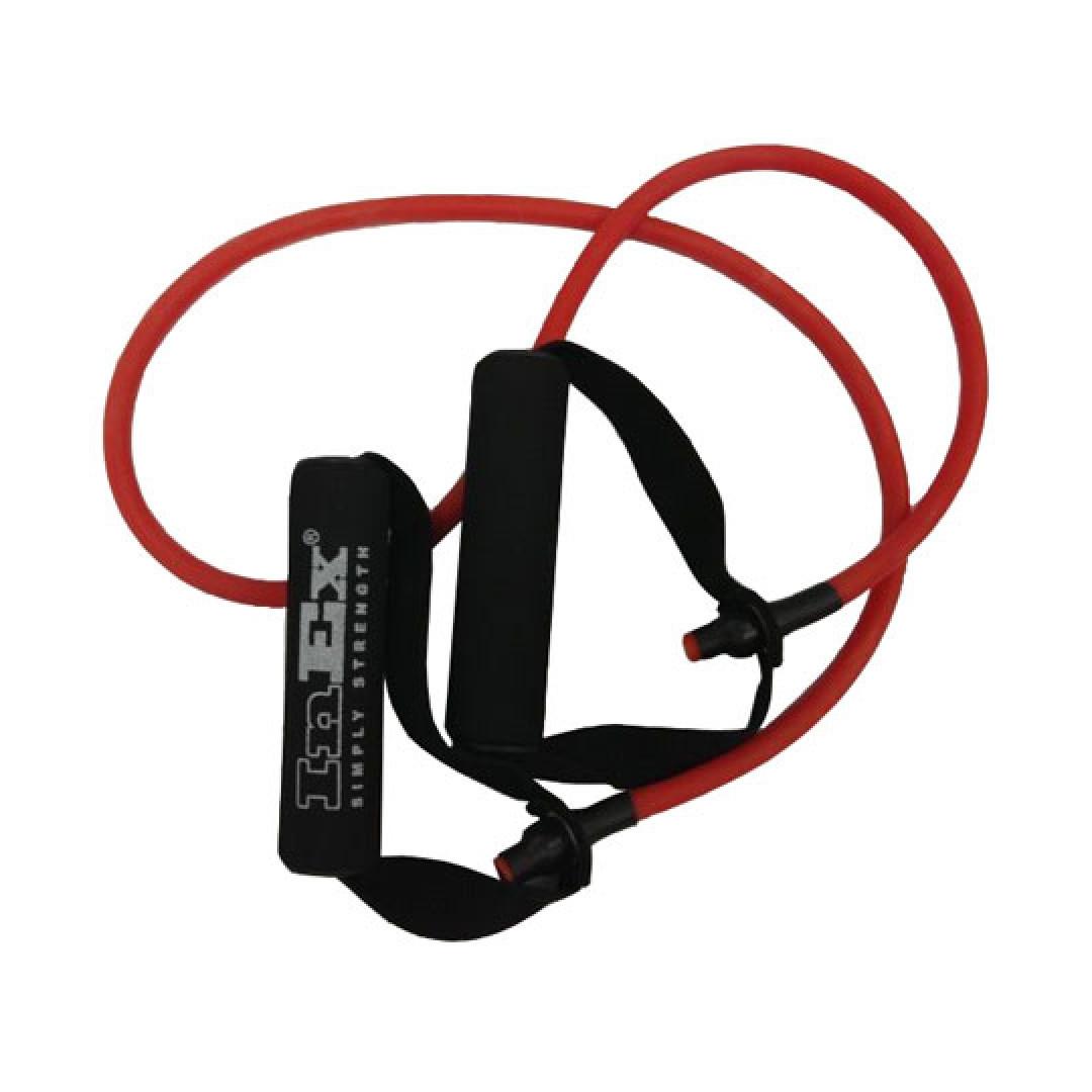 Амортизатор трубчатый Body-Tube INEX (Medium (среднее сопротивление), красный)