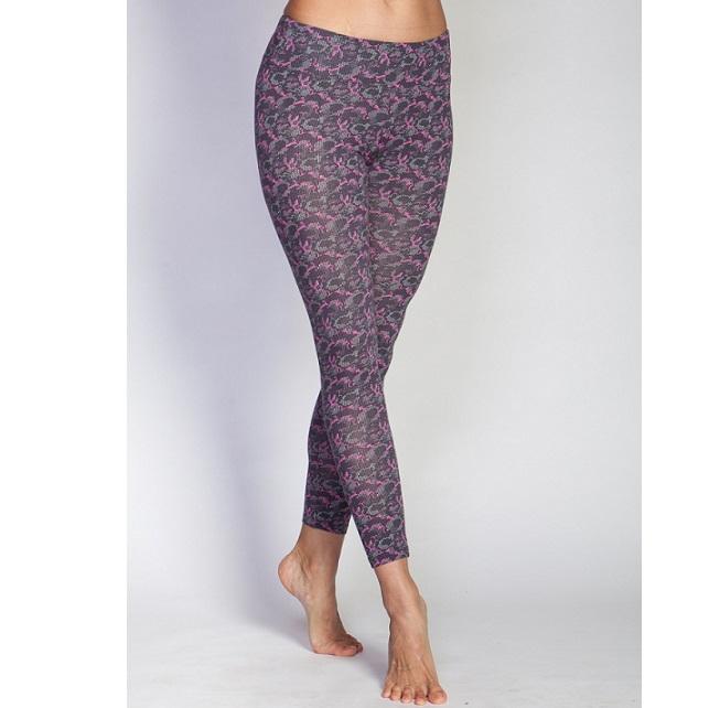 Леггинсы Фиджи , розовые YogaDress (M(46))