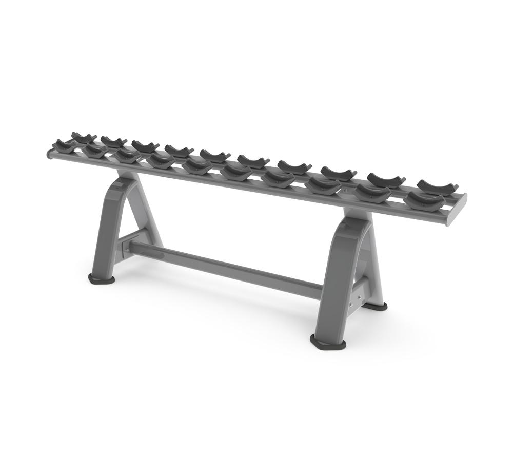 Одноярусная стойка для гантелей (Е49 Одноярусная стойка для гантелей)