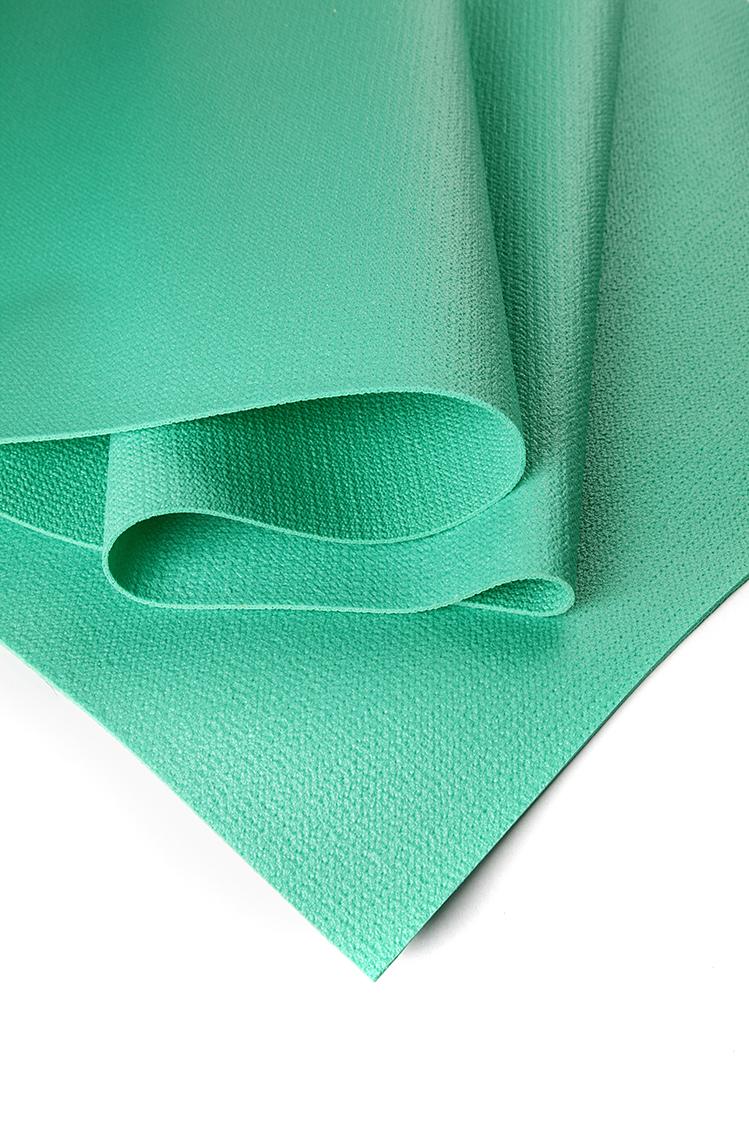 Коврик для йоги Puna (1.3 кг, 175 см, 3 мм, зеленый, 60см)