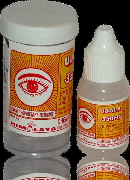 Глазные капли Уджала Ujala Himalaya