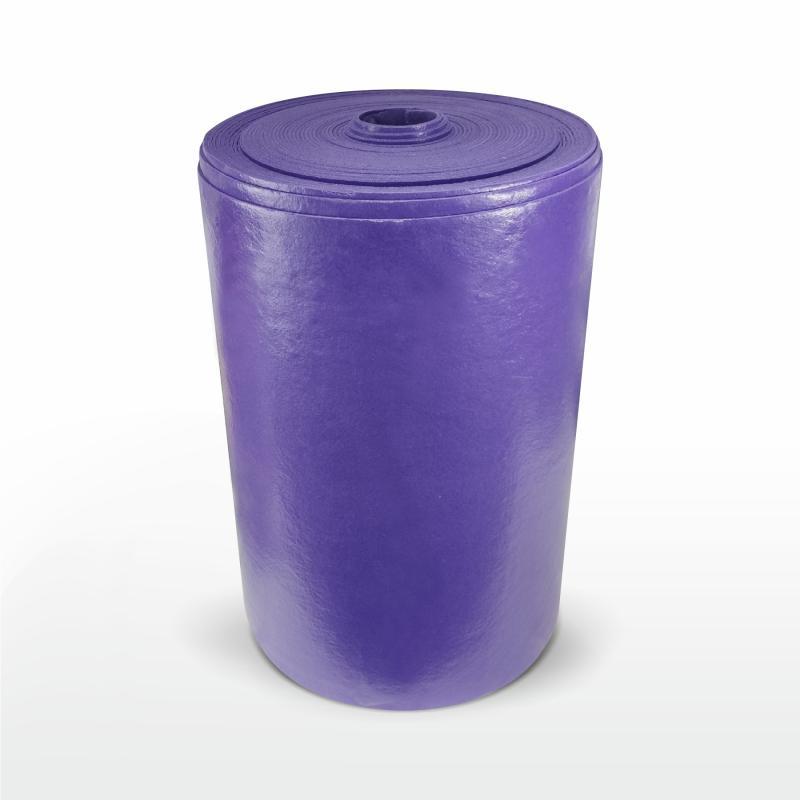 Коврик Puna Pro в бухте - 30 метров (20 кг, 30 м, 5 мм, фиолетовый, 60 см) коврик для йоги асана стандарт 4мм 1 кг 185 см 4 мм фиолетовый 60см