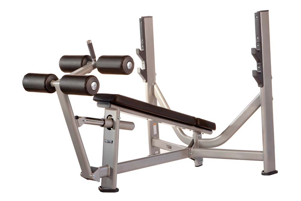 Олимпийская скамья с отрицательным наклоном Е36  (Е36 Олимпийская скамья с отрицательным наклоном)