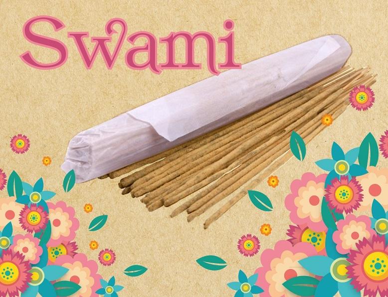 Благовония Храмовые Swami (0,05 кг) благовония храмовые cobra 0 05 кг