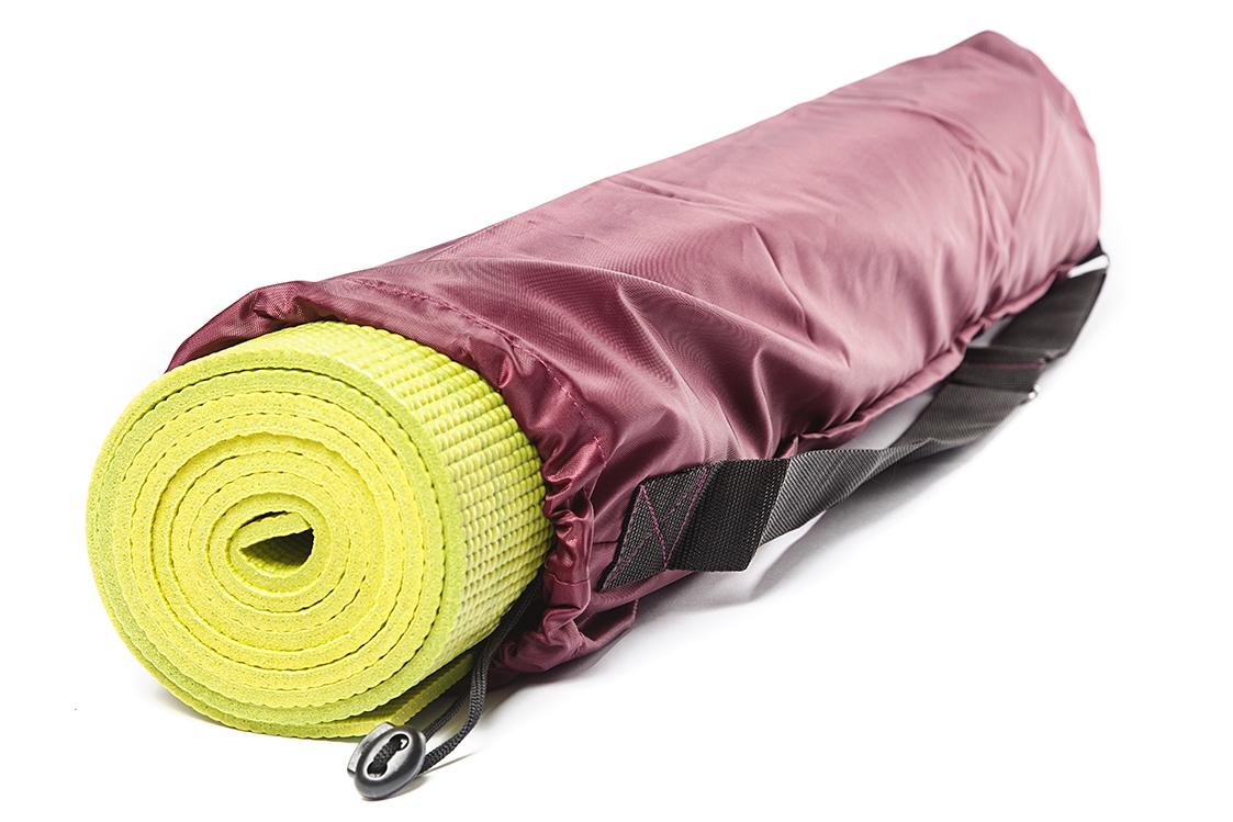 Чехол для коврика Симпл без кармана 80 см (16 см, 80 cм, красный)