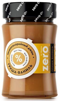 Джем низкокалорийный груша ваниль Zero (270 мл , Груша-Ваниль)