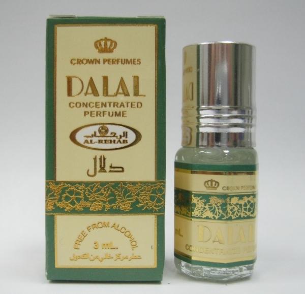 Арабские духи Далал Аль Рехаб (6 мл)