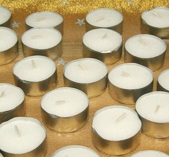 Свеча для аромалампы в гильзе 4 часа (1 шт) ароматическая свеча cucumber rain огуречный дождь свеча в пластиковой гильзе 42г