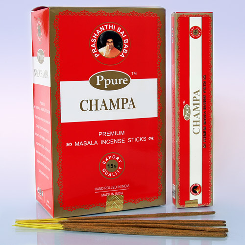 Благовония красная чампа champa red Ppure