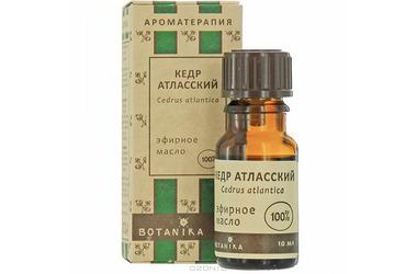Кедр гималайский эфирное масло Ботаника (10 мл)