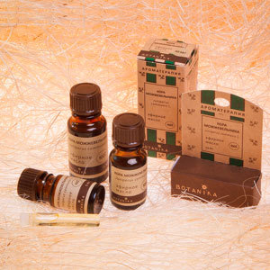 Кора можжевельника 10мл эфирное масло Ботаника грейпфрут масло флакон 10мл