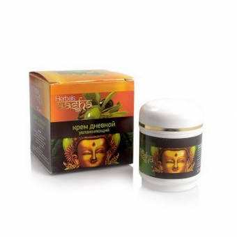 Крем для лица дневной увлажняющий Aasha Herbals (50 гр)