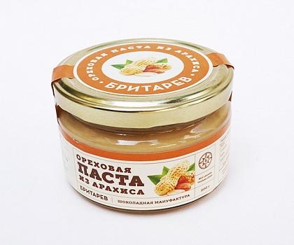 Арахисовая паста Бритарев (200 г)