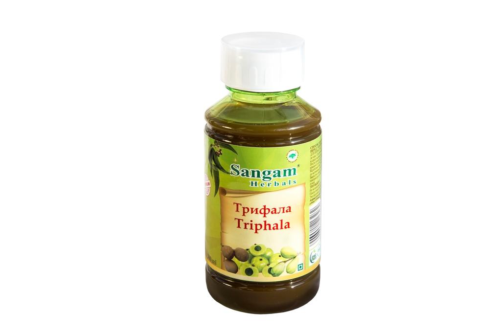 Сок трифала Sangam Herbals (500 мл)