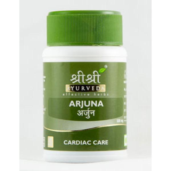 Арджуна в таблетка Шри Шри Arjuna Sri Sri (60 шт ) цена
